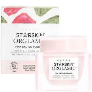 STARSKIN Orglamic Pink Cactus Pudding Hydrate + Glow All Day 1.7 fl. oz