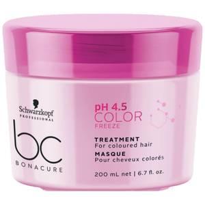 Schwarzkopf Professional BC Bonacure pH 4.5 Color Freeze Treatment