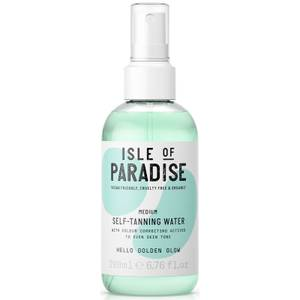Isle of Paradise Self-Tanning Water - Medium 200ml
