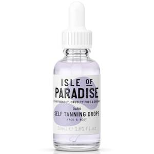 Isle of Paradise Self-Tanning Drops - Dark 30ml