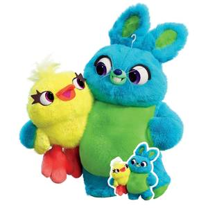 Toy Story 4 Bunny and Ducky Mini Cut Out