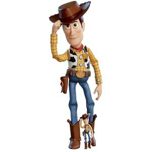 Toy Story 4 Woody Tilting Cowboy Hat Cut Out