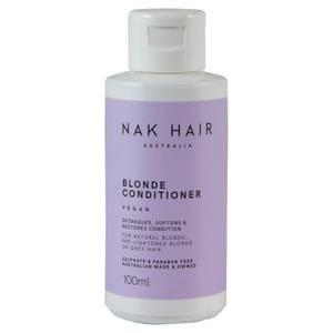 NAK Blonde Conditioner 100ml