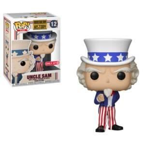 Uncle Sam Figura Pop! Vinyl Esclusiva (ESCLUSIVA VIP)