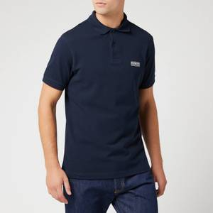 Barbour International Men's Essential Polo Shirt - International Navy