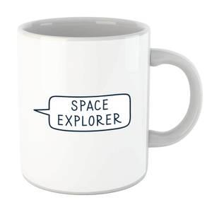 Space Explorer Mug