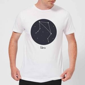 Libra Men's T-Shirt - White