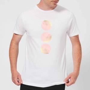 Three Moons Men's T-Shirt - White