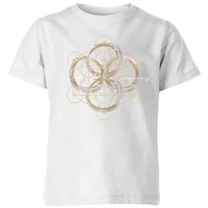 Child Of The Cosmos Kids' T-Shirt - White