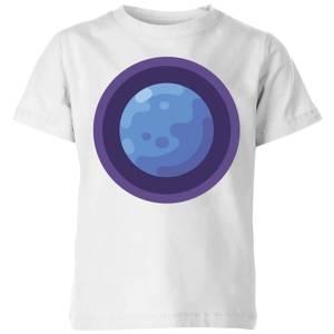 Neptune Kids' T-Shirt - White