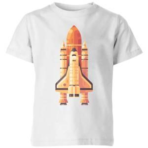Rocket Kids' T-Shirt - White