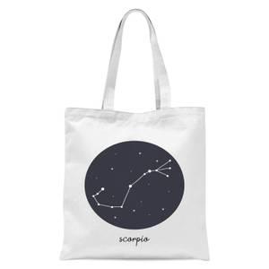 Scorpio Tote Bag - White