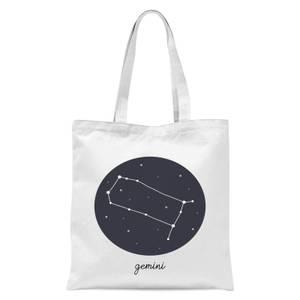 Gemini Tote Bag - White