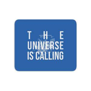 The Universe Is Calling Schematic Mouse Mat