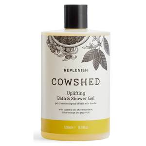 Cowshed REPLENISH Uplifting Bath & Shower Gel 500ml