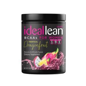 IdealLean BCAA - Tropical Dragonfruit - 30 Servings