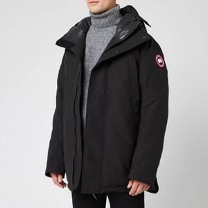 Canada Goose Men's Sanford Parka Jacket - Black