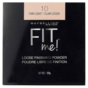 Maybelline Fit Me! Loose Finishing Powder 20g (Various Shades)