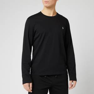 Polo Ralph Lauren Men's Long Sleeve Liquid Jersey T-Shirt - Polo Black