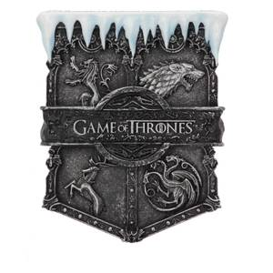Game of Thrones Ice Sigil Magnet