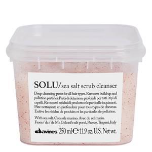 Davines SOLU Sea Salt Scrub Cleanser 250ml