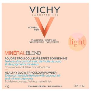 VICHY Mineralblend Tri-Colour Fair Powder 9g