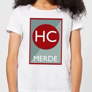 Mark Fairhurst Hors Categorie Women's T-Shirt - White