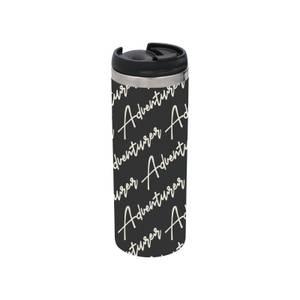 Adventurer - Masculine Stainless Steel Thermo Travel Mug