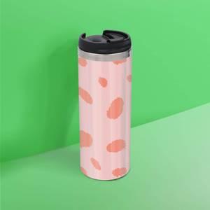 Spots Stainless Steel Travel Mug