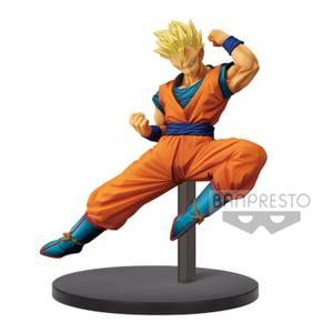 Statuette Son Gohan - Chosenshi Retsuden Vol.4 Dragon Ball Super SS 3 - Banpresto