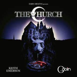 Death Waltz Recording Co. - The Church 180g LP (Blue)