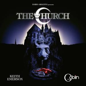 Death Waltz Recording Co. - The Church 180g LP (Blue)