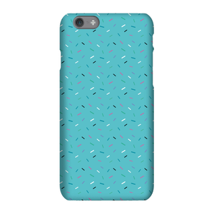 Blue Sprinkle Pattern Phone Case for iPhone and Android