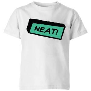 Neat! Kids' T-Shirt - White