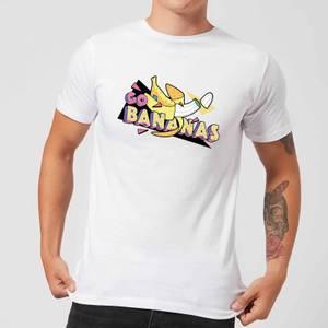 Go Bananas Men's T-Shirt - White