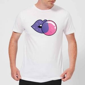 Bubblegum Men's T-Shirt - White