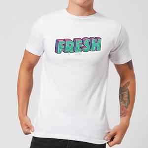 Fresh Men's T-Shirt - White