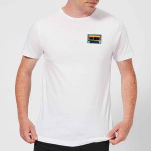 Small Tape Men's T-Shirt - White