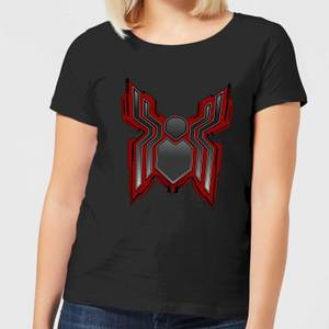 Spider-Man Far From Home Tech Icon Women's T-Shirt - Black