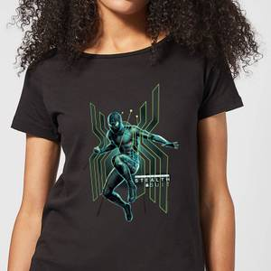 Spider-Man Far From Home Stealth Jump Women's T-Shirt - Black