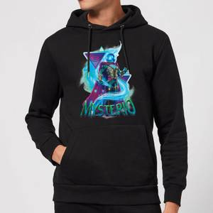 Spider-Man Far From Home Mysterio Energy Triangles Hoodie - Black