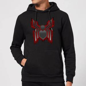 Spider-Man Far From Home Tech Icon Hoodie - Black