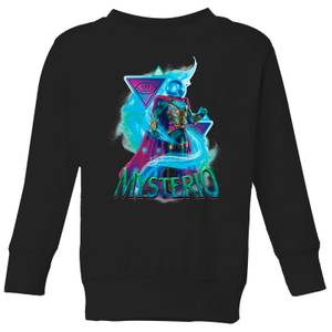 Spider-Man Far From Home Mysterio Energy Triangles Kids' Sweatshirt - Black