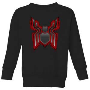 Spider-Man Far From Home Tech Icon Kids' Sweatshirt - Black