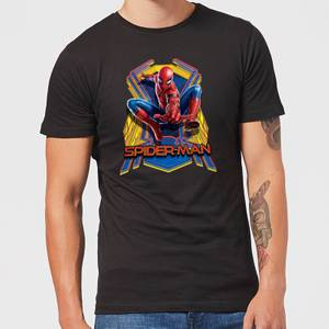 Spider-Man Far From Home Jump Men's T-Shirt - Black