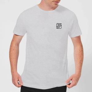 Dazza Pocket Men's T-Shirt - Grey