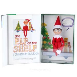 The Elf on the Shelf: A Christmas Tradition - Boy