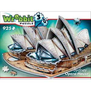 Wrebbit Sydney Opera House 3D Puzzle (925 Pieces)