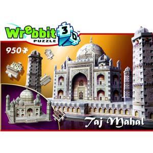 Wrebbit Taj Mahal 3D Puzzle (950 Pieces)