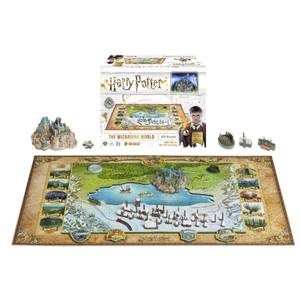 Harry Potter The Wizarding World Puzzle (892 Pieces)
